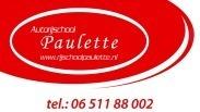 Rijschool Paulette