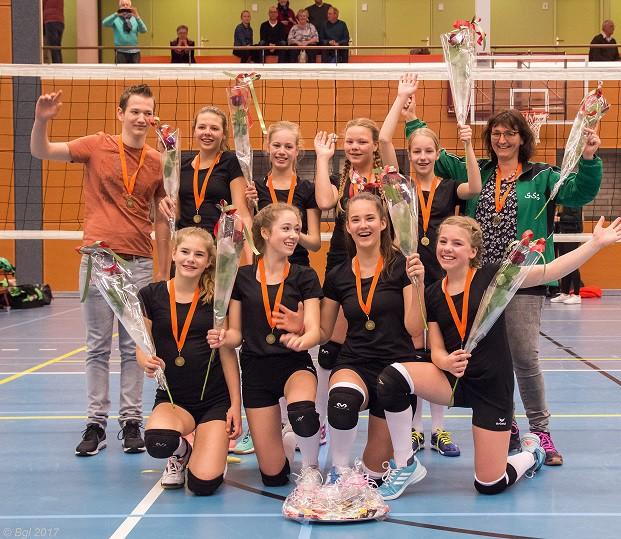 MC3 kampioen 15 april 2017