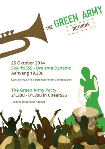 GreenArmyFeest