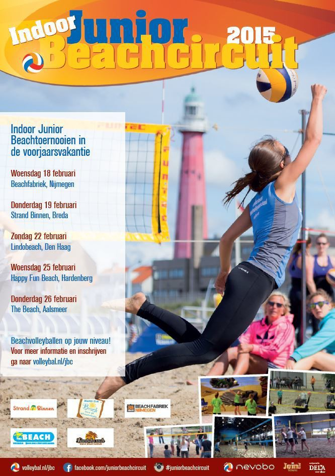 Indoor Junior Beachcicuit 2015