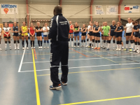 Start seizoen volleybalschool met Be Better ...