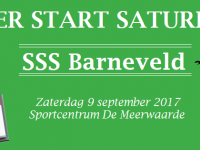 Super Start Saturday - 9 september