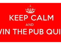 De CheerSSS Pubquiz - 7 december 2018